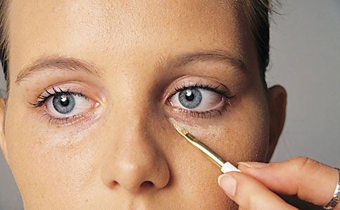 Abend Make up schminken 4
