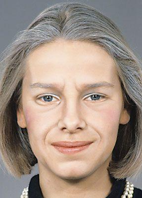 älter schminken Frau Alt schminken Theater Bühne 35