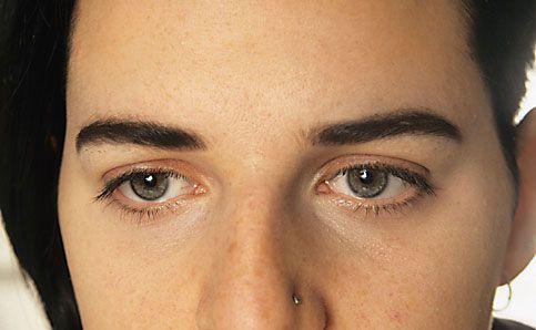 Augen schminken 10