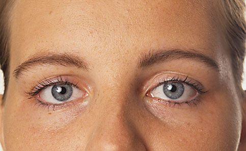 Augen schminken anleitung 1