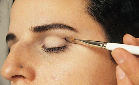 Augen schminken 12