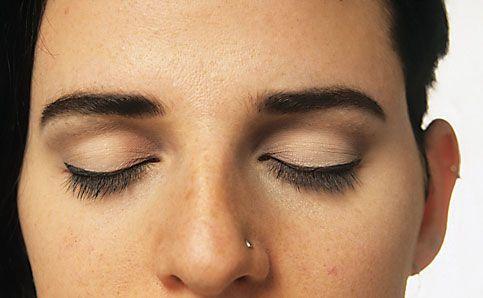 Augen schminken 15