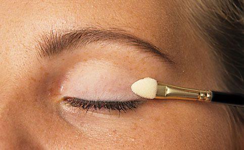 Augen schminken anleitung 2