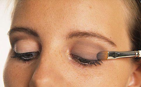 Augen schminken 7