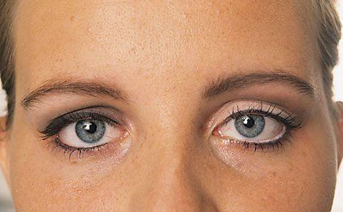 Augen schminken 9