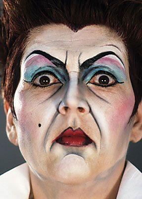 Bühnen Make up 10