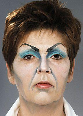 Bühnen Make up 8