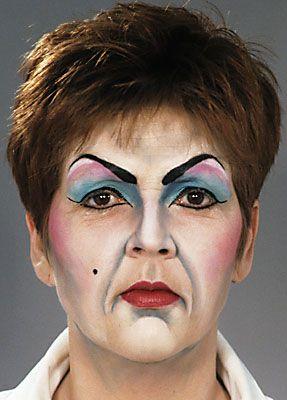Bühnen Make up 9