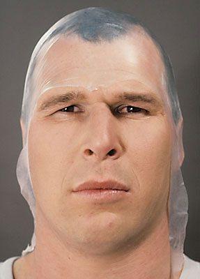 Glatze kleben 4