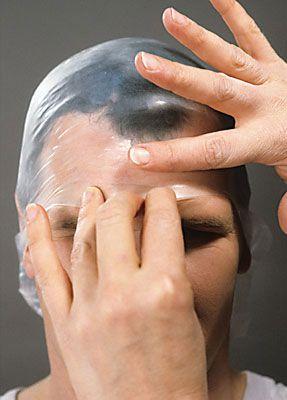 Glatze kleben 9