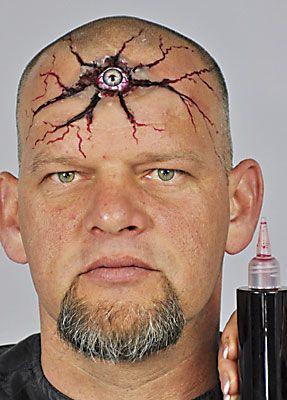 Halloween Drittes Auge 22