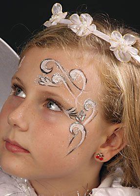 Kinder schminken anleitung 8