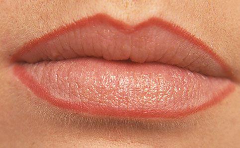Lippen schminken 4