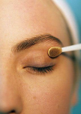 natürliches Make-up Augen natürlich schminken anleitung 9