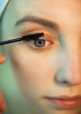 natürliches Make-up Augen natürlich schminken anleitung 11