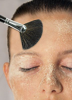 Natuerliches neutrales schminken Profi Make up 2