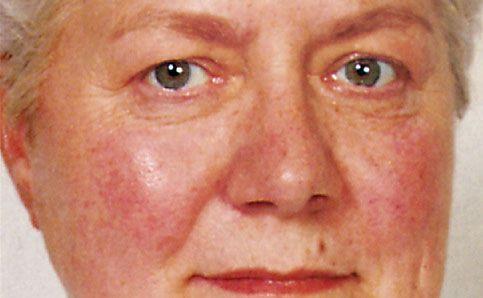 Reife Haut Make up schminken 1
