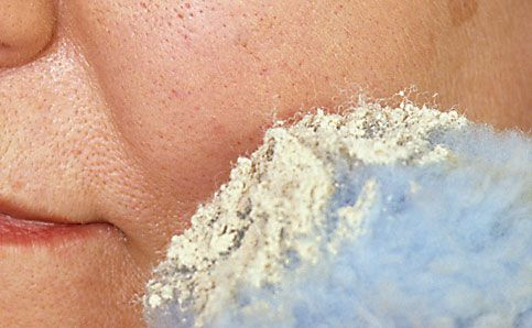Reife Haut schminken Anleitung