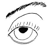 teifliegendes-Auge