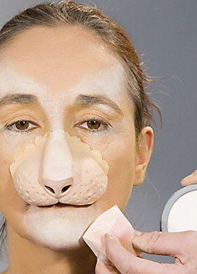 Loewe schminken 7