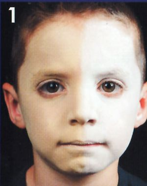 Kinderschminken Pirat schminken Schminkanleitung 1