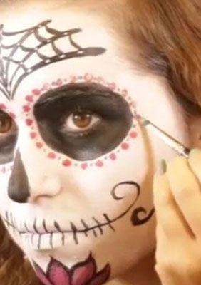Sugar Skull Spain dekorieren