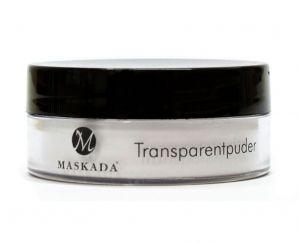 transparentpuder