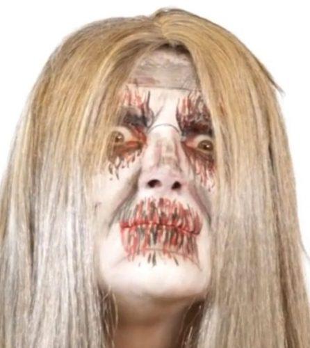 halloween horror zombie untote make up schminken einfach schminken anleitung tipps motive vorlagen. Black Bedroom Furniture Sets. Home Design Ideas