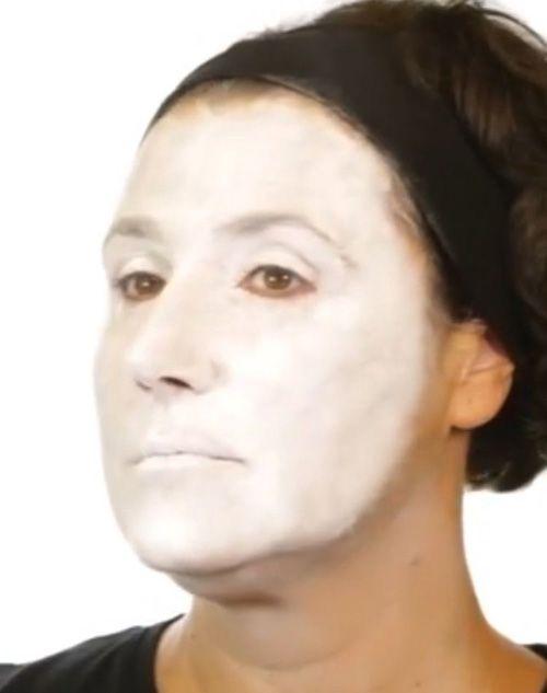 zombie schminken frau